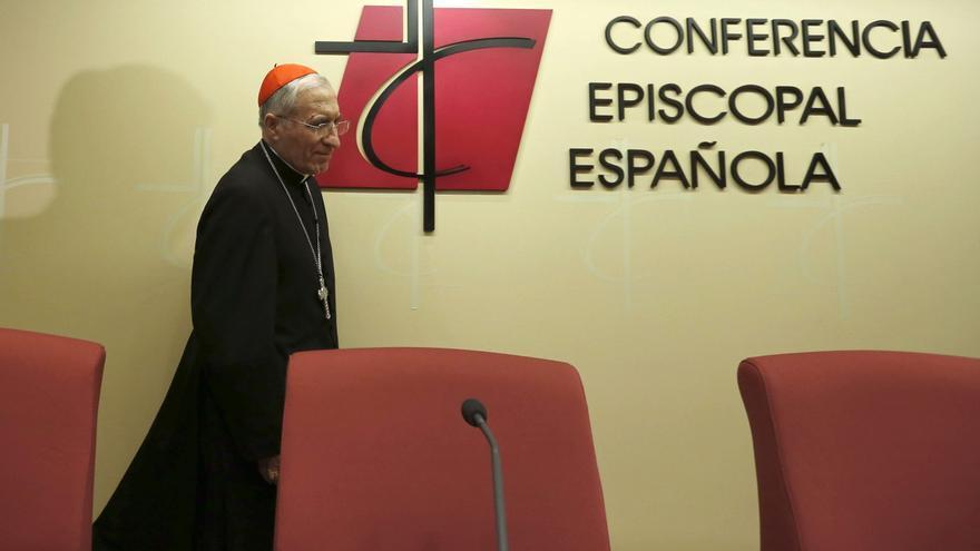 El hasta ahora cardenal arzobispo de Madrid, Antonio María Rouco Varela./EFE