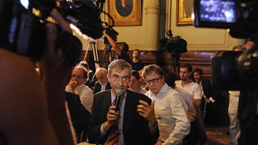 El Gobierno argentino acusa a la Justicia de ayudar al grupo Clarín a incumplir la ley de medios
