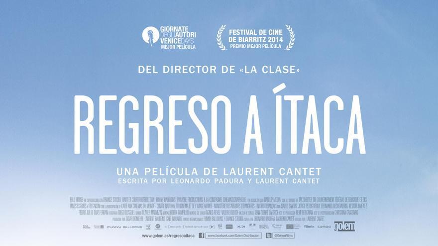 Cartel de 'Regreso a Ítaca' de Laurent Cantet