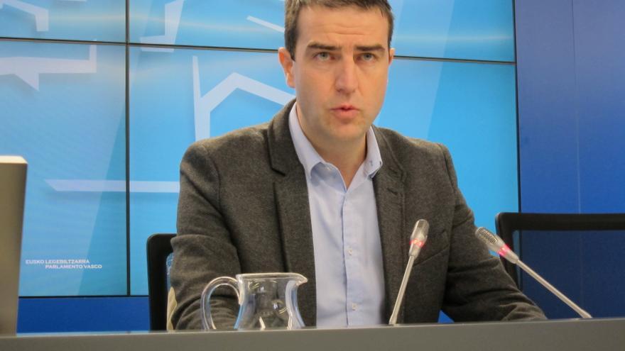 """UPyD pide a Urkullu que revoque el nombramiento de Jonan Fernández y le pregunta por qué ha elegido """"a un exbatasuno"""""""