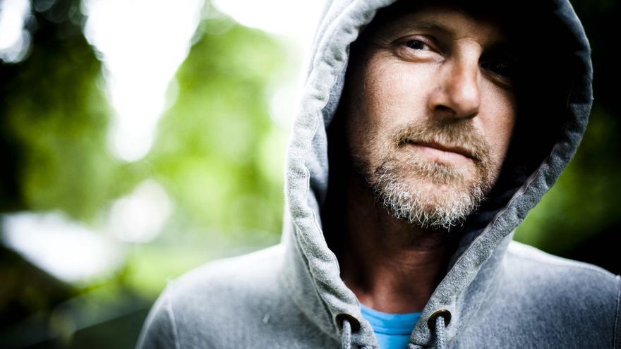 El escritor Jo Nesbo // Foto: Hakon Eikesdal