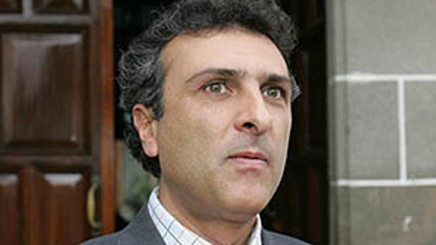 José Antonio Perera. (QUIQUE CURBELO)