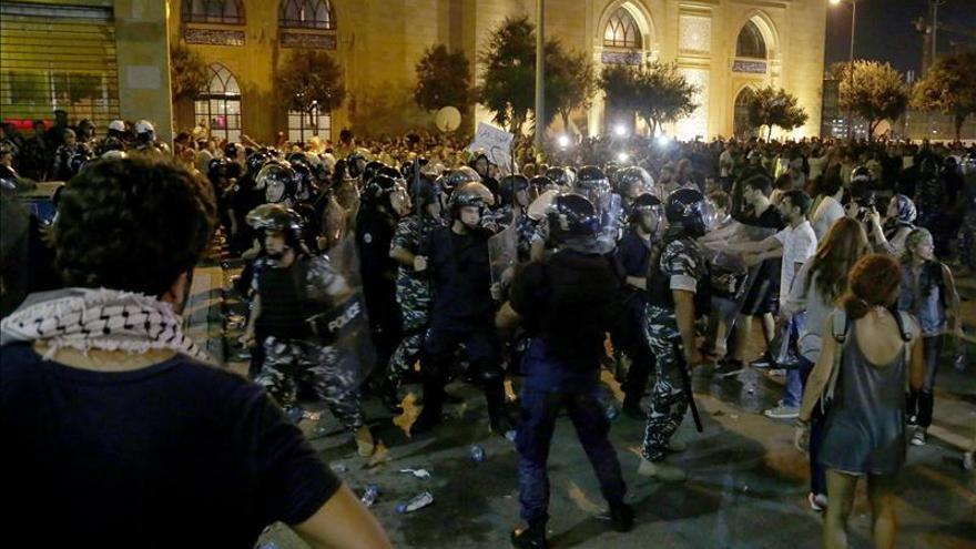 Las autoridades libanesas advierten de que responderán a las agresiones al Estado