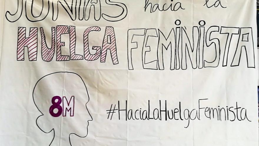 Juntas hacia la Huelga Feminista