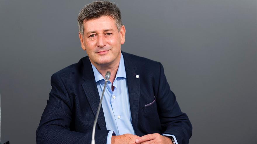 José Enrique Aguar, exportavoz de Ciudadanos en la Diputación de Valencia y presidente de CSD