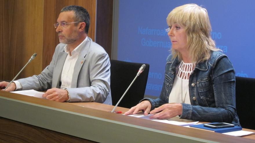 """Laparra afirma que al Gobierno foral le """"interesa"""" que se conforme el Ejecutivo central y """"negociemos el Convenio"""""""