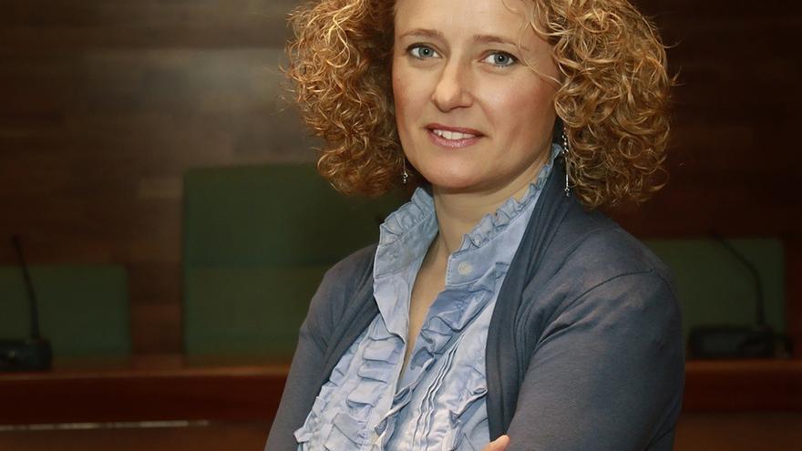 La alcaldesa de Torrent, la popular Amparo Folgado