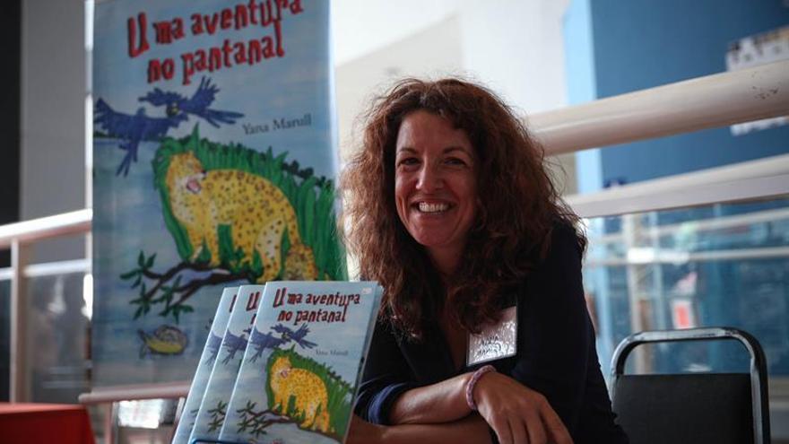 Una periodista cansada de las noticias siembra ecología entre los niños de Brasil