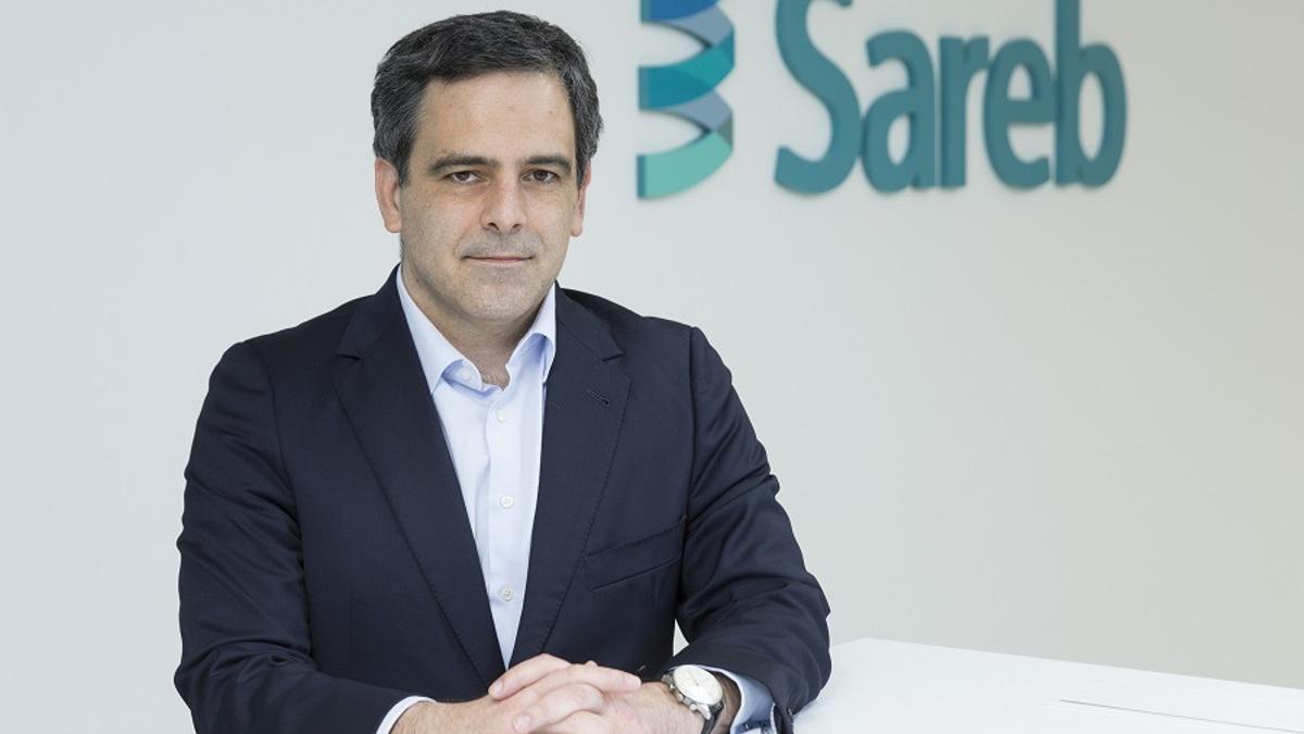 El nuevo presidente de Sareb, Javier García del Río