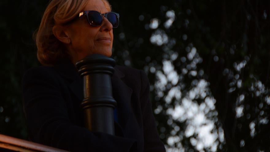 """El """"milagro"""" Manuela Carmena, la mujer que viene """"a reinventar la democracia"""""""