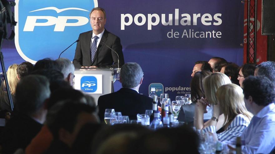 """Fabra subraya que """"la fuerza del PP es el mejor instrumento para garantizar los intereses de los valencianos"""""""