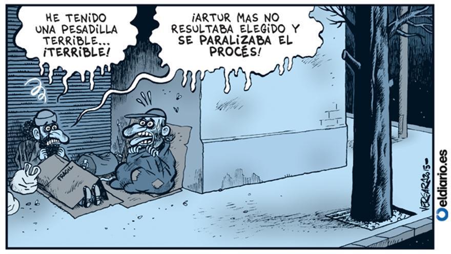 Otro 'no' para Artur Mas