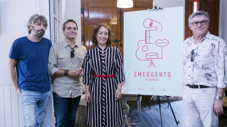 Presentación de 'Emergents', el nuevo proyecto del Palau de la Música