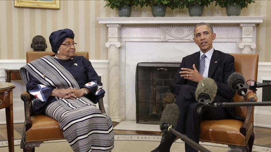 EE.UU. y Liberia destacan la alianza para contener el ébola y evitar una crisis aún mayor