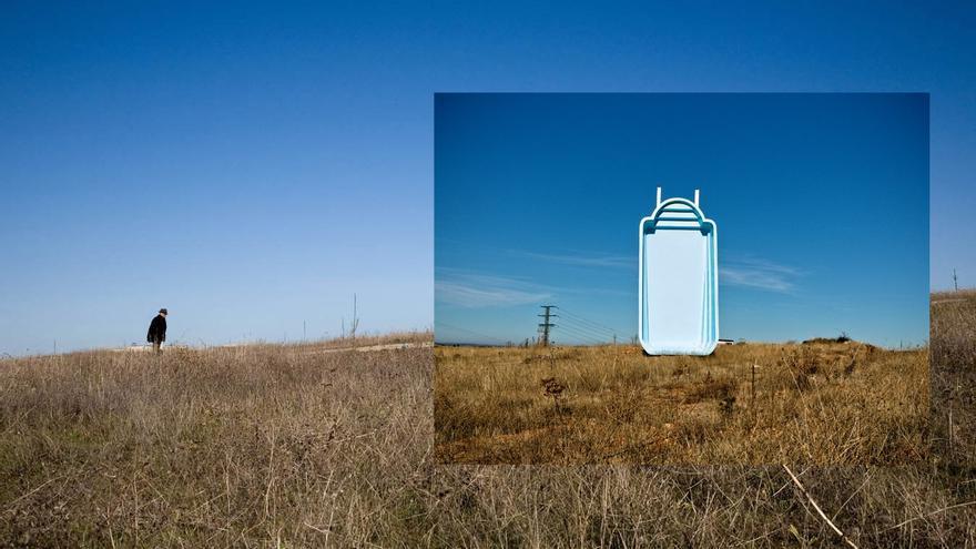 Imagen de la exposición 'Mapping the Blind Spots' de los colectivos SPUTNIK y NOPHOTO.