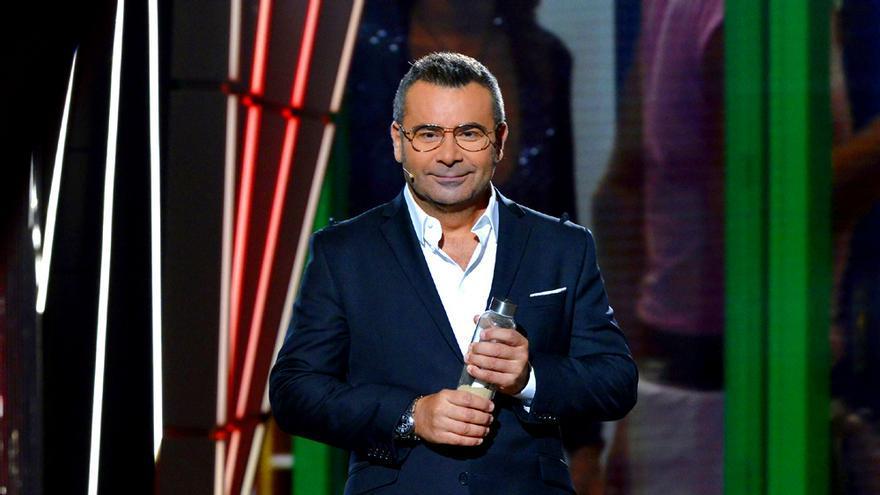 Jorge Javier Vázquez, en el plató de GH Revolution (Foto: Telecinco)