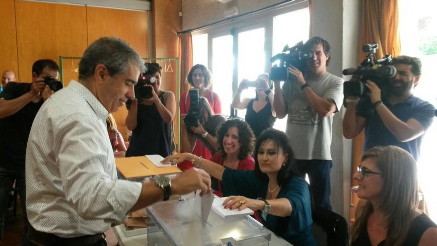 """Homs (CDC) llama a votar para que se produzca """"la respuesta catalana"""""""