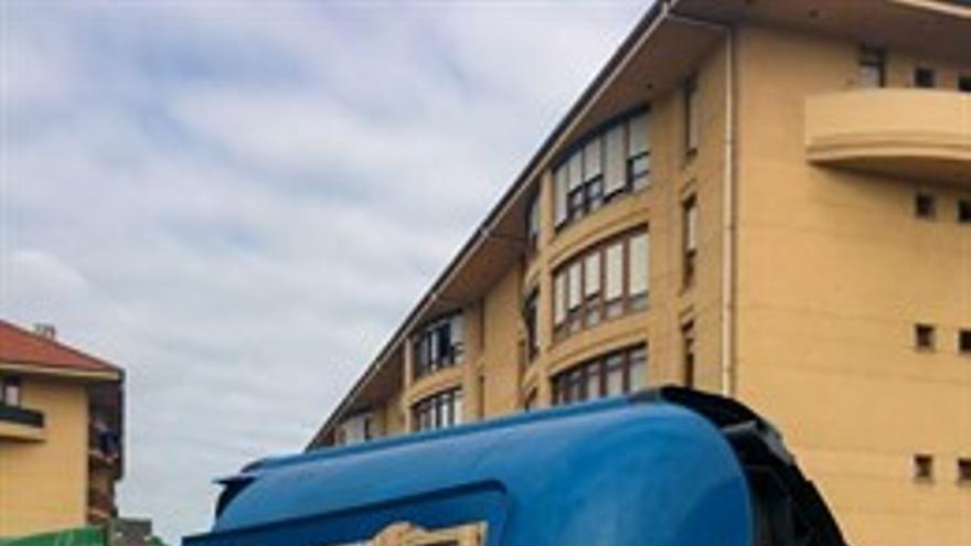 """Ciudadanos denuncia el estado de """"abandono"""" de los contenedores"""