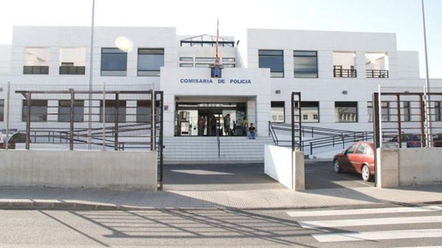 Comisaría de la Policía Nacional en Arrecife
