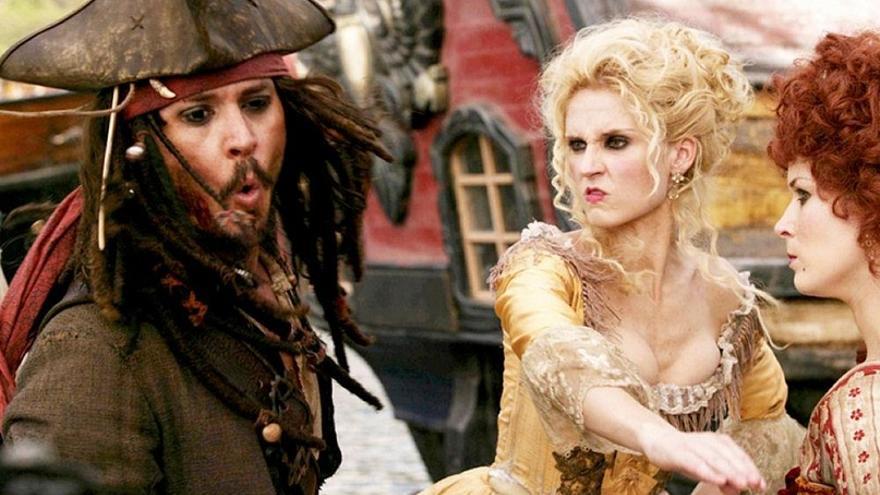 Piratas del Caribe/ Disney