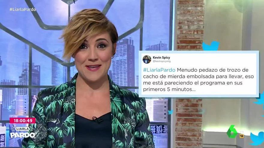 """Cristina Pardo responde en directo a las críticas a su propio programa: """"Ha habido pitada como en el Wanda"""""""