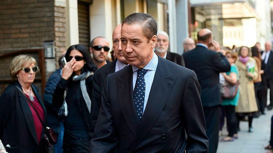 Eduardo Zaplana ha ingresado en prisión sin fianza. (EFE).