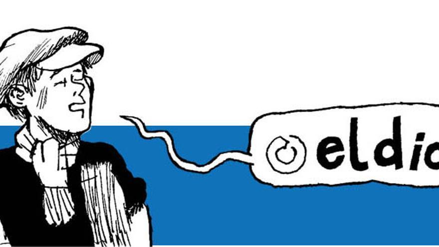 Ilustración para eldiarioaragon de Alfonso Zapico.