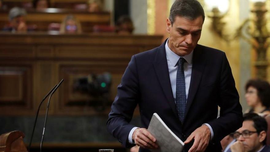 Sánchez avisa al independentismo que actuará si mantiene la vía unilateral
