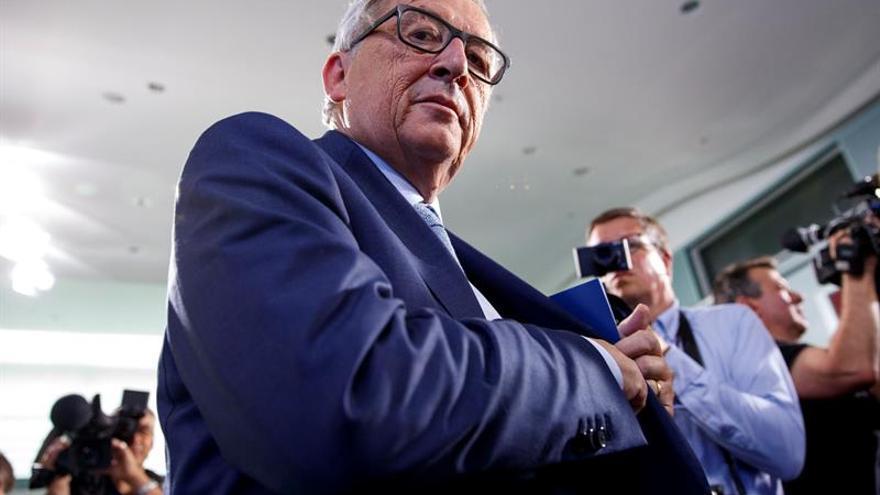 Juncker anuncia la creación de una agencia europea de ciberseguridad