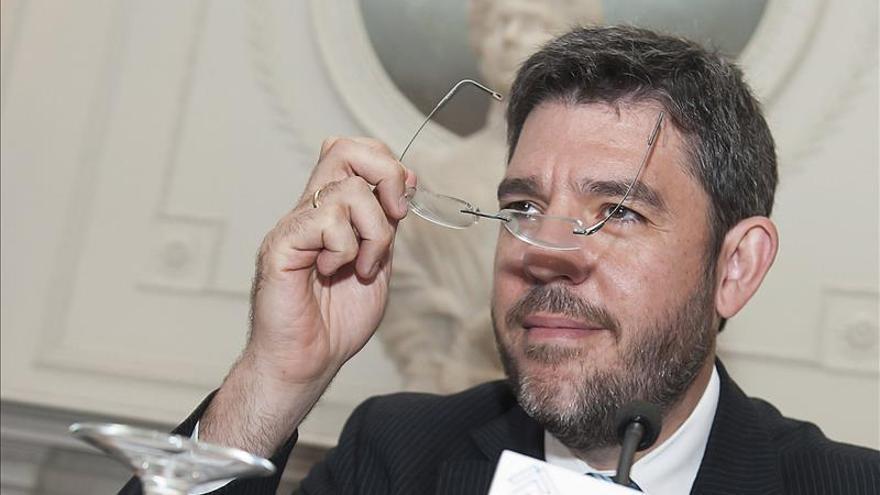 El secretario de Estado de Energía, Alberto Nadal. EFE