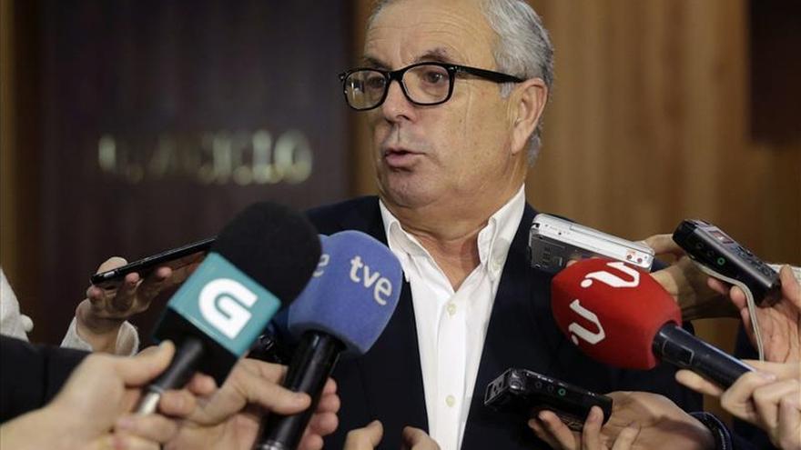 Pachi Vázquez (PSdeG) anuncia su dimisión como diputado en el Parlamento