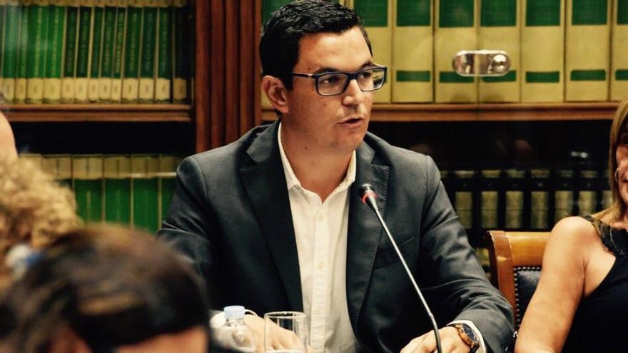 Pablo Rodríguez es vicepresidente y consejero de Obras Públicas.