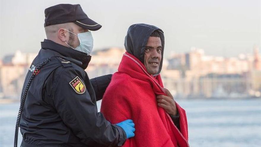 Inmigrantes Murcia