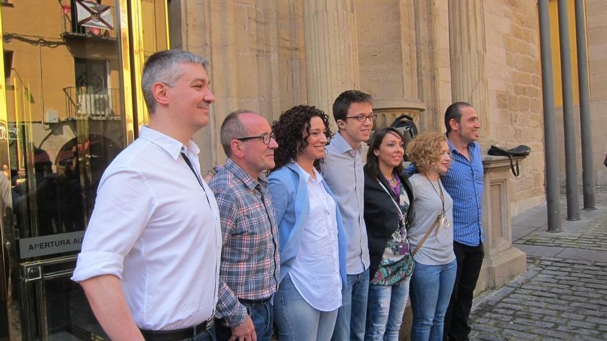 """Errejón advierte a los partidos de que """"la confianza de los ciudadanos no la van a recuperar atacando a Podemos"""""""