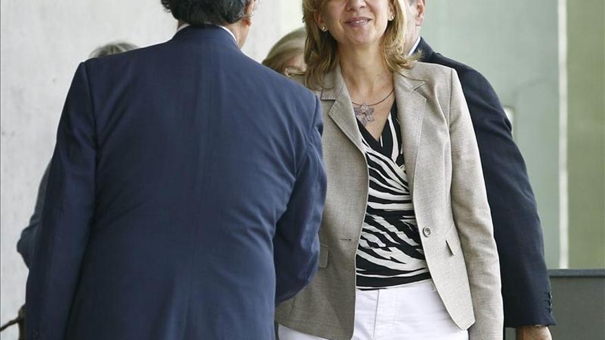 El juez Castro anunciará a partir de hoy si imputa a la infanta por Nóos