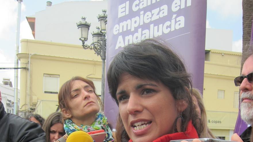 Podemos se ofrece a presidir la comisión de investigación sobre formación en Andalucía
