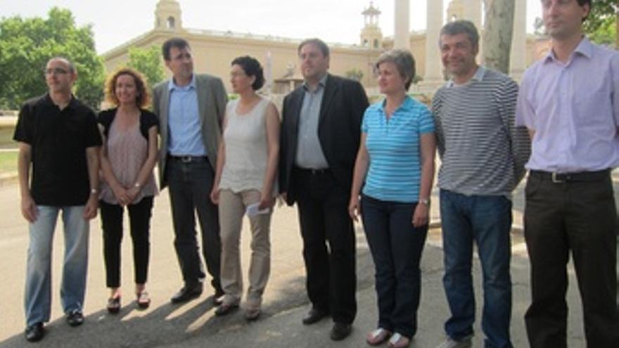 Candidatura A La Presidencia De ERC De Oriol Junqueras