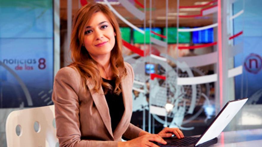 La presentadora Victoria Vigón desmiente su despido de Castilla-La Mancha TV