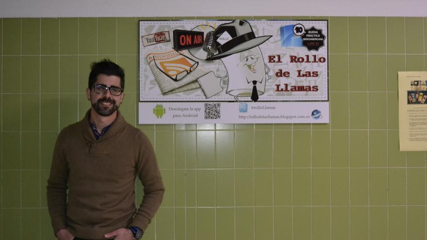 'El Rollo de las Llamas' es un periódico digital elaborado por los alumnos del instituto.