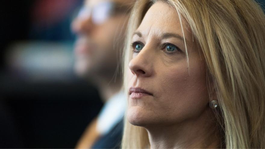 Stephanie Kelton, doctora en economía y profesora de políticas públicas y economía en la Universidad de Stony Brook.