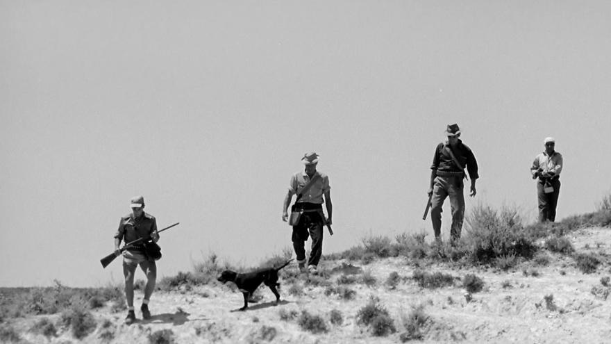 La caza (Carlos Saura, 1966).