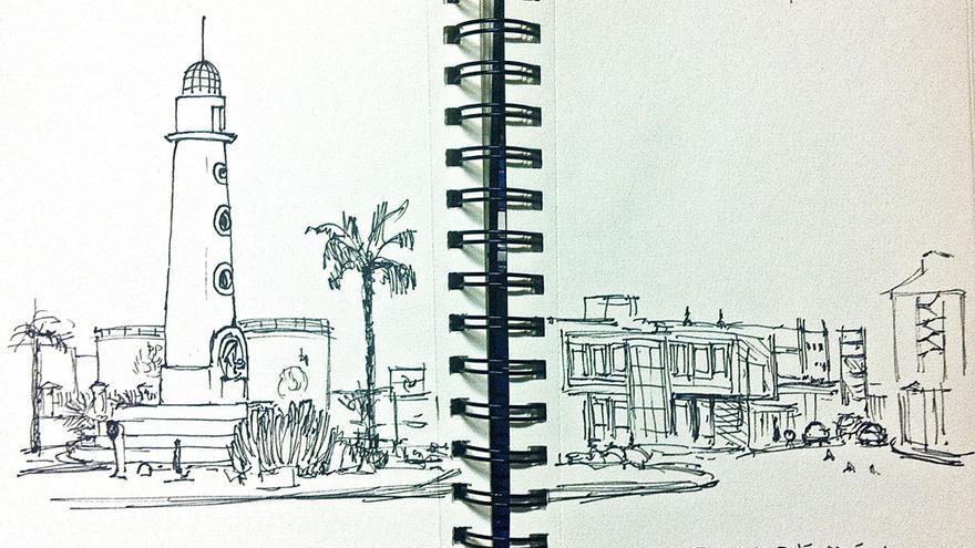 SketchCrawl en La Isleta.