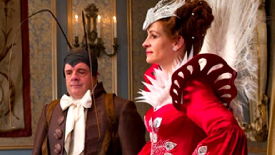 'Blancanieves' (18.7%) reina y amarga también el cuento a 'Top chef' (13.7%)