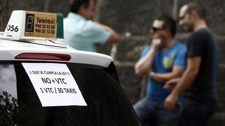 Fedetaxi pide a los municipios que soliciten la nulidad de licencias VTC