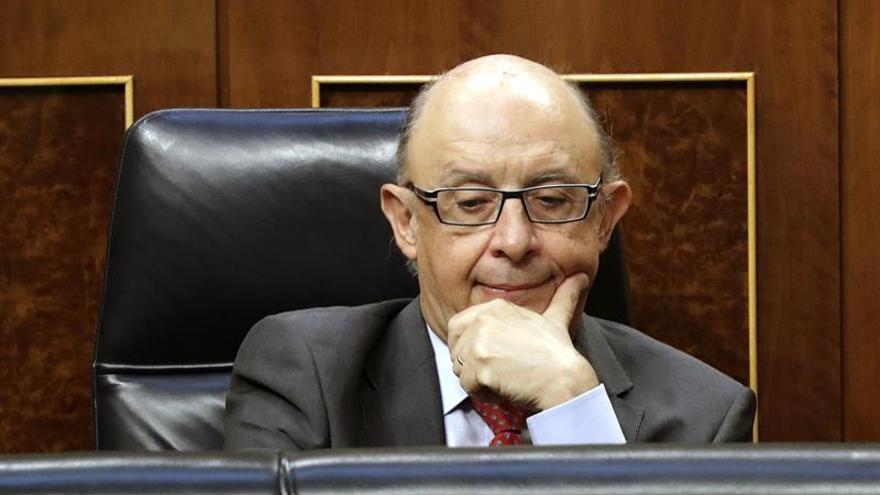 Hacienda habilita una web con las medidas de control de las cuentas catalanas