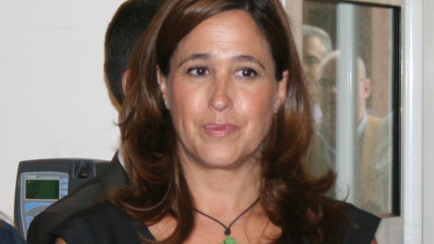 Rosa Romero, alcaldesa de Ciudad Real / foto: el CRisol de Ciudad Real