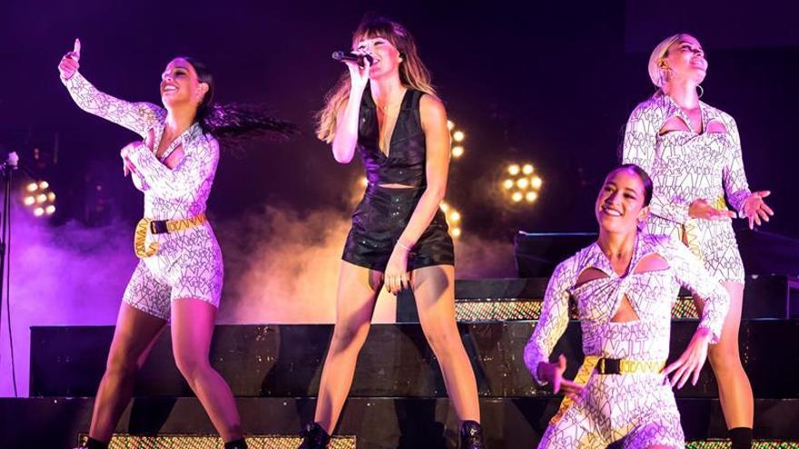 """Aitana presenta en Cap Roig su álbum """"Spoiler"""" ante un público entregado"""