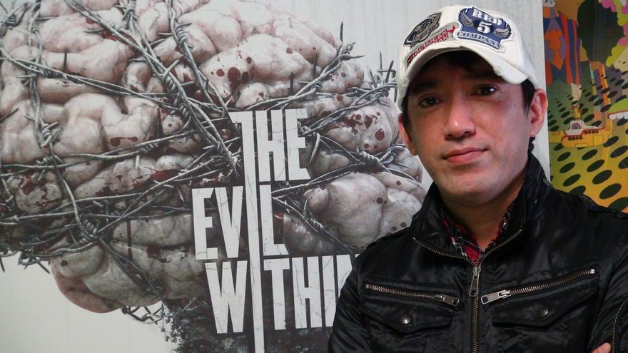 The Evil Within Shinji Mikami