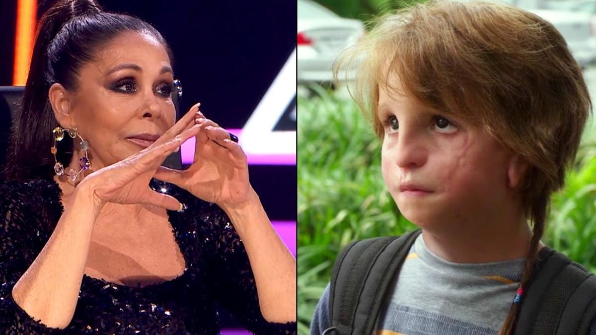 Isabel Pantoja en 'Top Star' / 'Wonder'