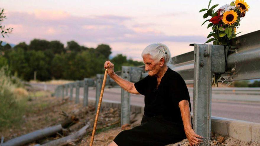 María Martín en 'El silencio de otros'